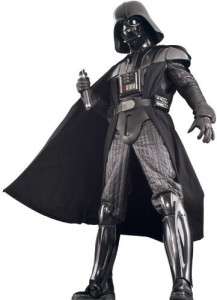 Darth Vader Kostuem Supreme Edition fuer Herren