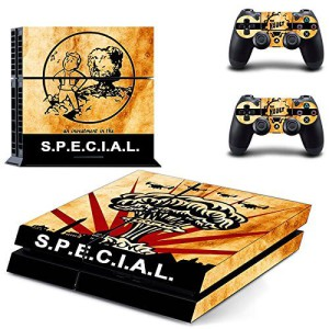 PS4 Skins Fallout 2