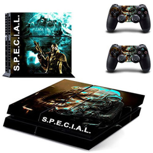PS4 Skins Fallout 3