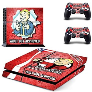 PS4 Skins Fallout – Vault Boy Approved