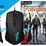 Roccat-Aktion: The Division & Kiro Gaming Maus im Set – 15€ Rabatt (bis 30.04)