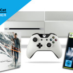 Xbox One (500GB) Bundle inkl. Quantum Break und Alan Wake Special Edition (weiß)