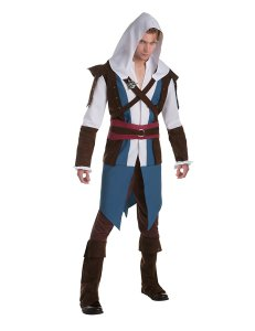Edward Kenway Kostuem Assassins Creed IV Black Flag