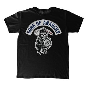 Sons of Anarchy T-Shirt Death Reaper