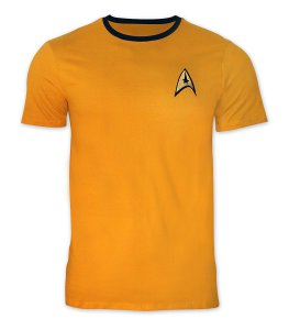 Star Trek T-Shirt Captain Kirk Uniform