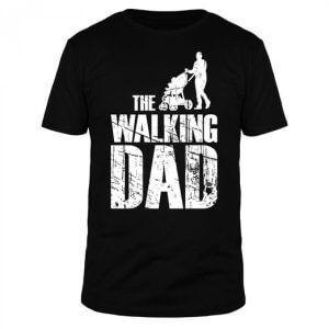 The Walking Dead T-Shirt The Walking Dad